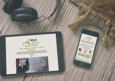 West Acres Shopping Centre Newsletters