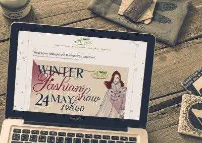 West Acres Winter Fashion Show Article