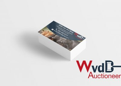 Willie van den Berg Auctioneer
