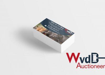 Willie van den Berg Auctioneer